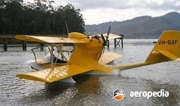 AAC AMPHIBIAN AIRPLANES SEASTAR