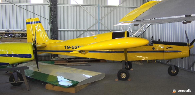 AAK Wasp - Aeropedia The Encyclopedia of Aircraft