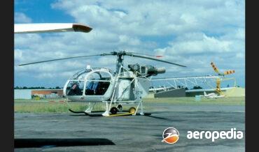AEROSPATIALE SA-315 LAMA
