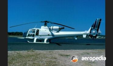 AEROSPATIALE SA-341 GAZELLE