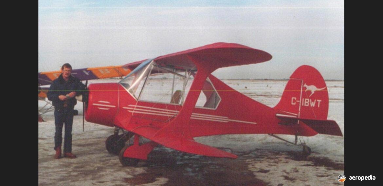 Startech ST-1 BeachBoy - Aeropedia The Encyclopedia of Aircraft - Australia - New Zealand